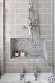 Grey Metro Bathroom Tiles Devon Metro Flat Arctic Grey Gloss Subway Kitchen Bathroom Wall