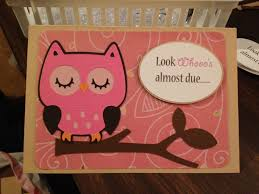 pink owl baby shower invitations card making baby shower invitations google search baby