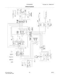 parts for frigidaire fphg2399mf6 refrigerator
