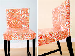 Dining Room Chair Seat Covers Patterns by Slipcovers For Bar Stools Oilcloth Idea Image From Danamadeit