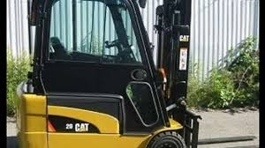 caterpillar cat ep16nt forklift lift truck service repair manual