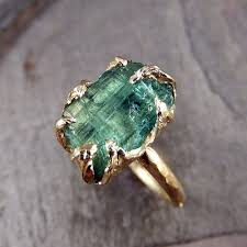 green gemstones rings images Top 8 tourmaline rings and their charming features jpg