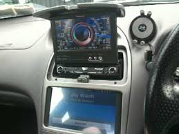toyota celica dash kit iphone celica car dash screen mod this is my set up which is