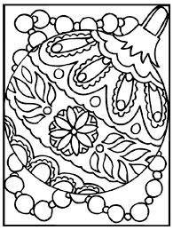 christmas coloring pages snowflakes eliolera