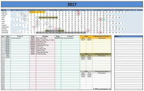 weekly calendar 2014 for word 4 free printable templates ms office