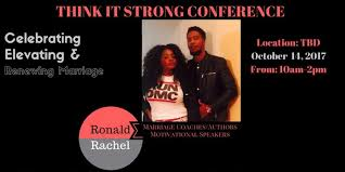 Marriage Caption Think It Strong Marriage Relationship Conference Tickets Sat Oct