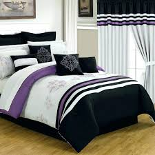 Matching Bedding And Curtains Sets Purple Bedding Sets With Matching Curtains Living At Home