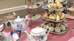 How To Set A Casual Table by Woman U0027s Tea Party Set Up Youtube