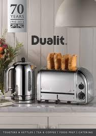 Dualit Sandwich Toaster Dualit Brochure 2017 By Dualit Ltd Issuu