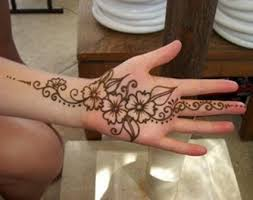 8 gorgeous indian mehendi designs for beginners makeup and