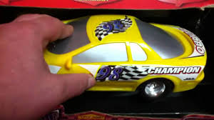 barbie cars from the 90s super smoking racer toy car really smokes out exhaust toy review