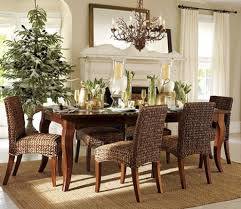 Beachy Dining Room Sets Agreeable Pottery Barn Style Dining Rooms Country Primitive Drum