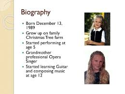biography of taylor swift family taylor swift by julienne jensen ppt download