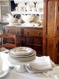 French Country Table by Cabin U0026 Cottage Setting A Cozy French Country Table