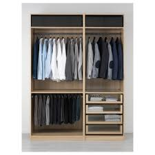 walk in closet combinations
