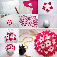7 unique diy ornaments tutorials to bring in the festive