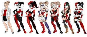 ps4 themes harley quinn how the arkham games changed harley quinn forever