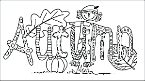coloring pages of autumn coloring pages for fall printable printable fall coloring pages fall