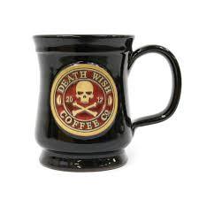 Unique Shaped Coffee Mugs by Death Wish Ceramic Mug 2017 Edition U2013 Death Wish Coffee Company