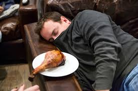 wish you thanksgiving here is why you fall asleep after thanksgiving dinner u2014 bell