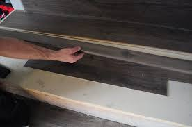 Laminate Flooring Diy The Idea Of Laminate Flooring Stair Nose Installation House Design