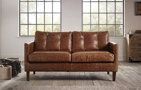 Corner Loveseat Small Apartment Sofas Buy Alexis Corner Sofa - Small leather sofas for small rooms 2