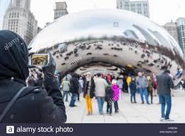 chicago usa 28 december 2016 unseasonably warm winter weather
