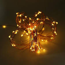 copper wire led lights solar powered copper wire led fairy lights aahhmm