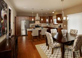 home design chic veridian homes kitchen design with brown wooden