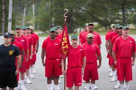 Camp Style As Boot Camp Prisons Fade New York Inmates March On Wsj