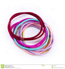hair bands hair bands stock photography image 19310592