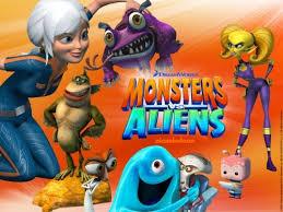 watch monsters aliens season 1 watch monsters