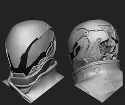 helmet design game helmet closeup image ascend indie db