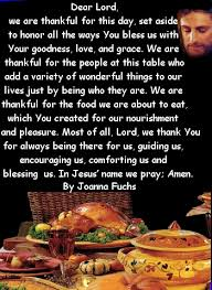 thanksgiving dinner prayer inkjets cartridges join our mailing