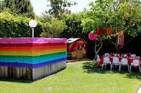backyard birthday party ideas outdoor birthday party decoration ideas photo gallery photo of