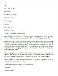 Complaints Letter To Hospital hr complaint form image titled write a complaint letter to human