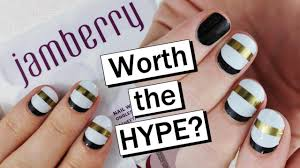 jamberry nail wraps first impression u0026 review nailed it nz