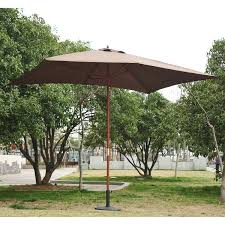 Patio Umbrella Replacement Canopy by Outdoor 10ft 8 Rib Umbrella Replacement Canopy In Red