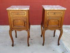 Antique Nightstands With Marble Top French Antique Nights Stands Side Tables Antique Furniture