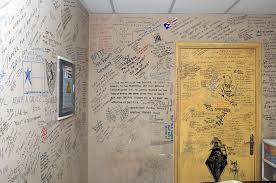 war memorial the writing is on the wall u003e u s air force u003e display