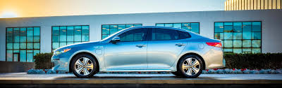 all new 2017 kia optima plug in hybrid makes global debut at