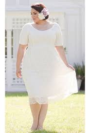 plus size wedding dresses with sleeves tea length wedding dresses plus size wedding dresses with sleeves