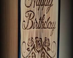 happy birthday book happy birthday book etsy
