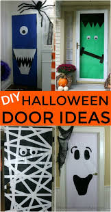simple homemade halloween decorations 10 fun and spooky diy