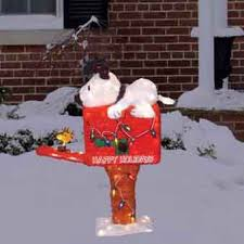 best snoopy outdoor decorations creative the peanuts