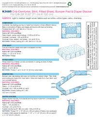 Crib Bedding Pattern Crib Comforter Skirt Fitted Sheet Bumper Pad Sta Fits