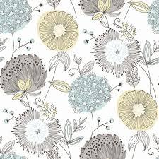 floral wallpaper qygjxz