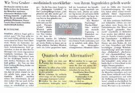 Arzt Bad Camberg Presse Martin Windecks Heilerpraxis Lichtblick In Bad Camberg