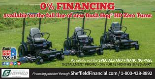 bush hog agricultural loaders backhoes rotary cutters mowers
