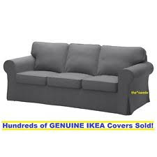 ektorp sofa bed cover ikea ektorp sofa slipcover ebay